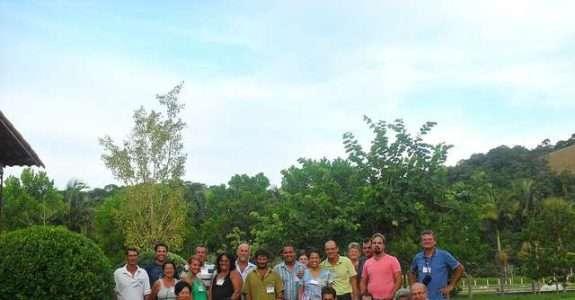 Capacitações de produtores orgânicos: O Globo noticia evento