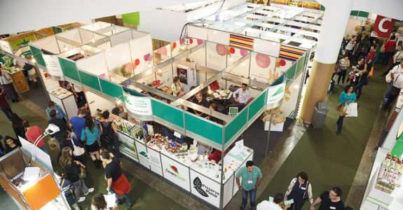 Bio Brazil Fair, convite