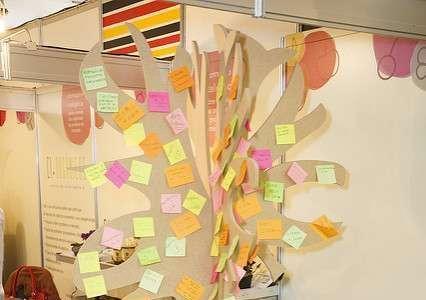 Árvore da sustentabilidade colhe frutos