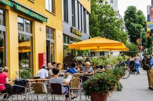 mercado orgânico, Berlim Alemanha