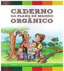 Caderno do plano de manejo orgânico