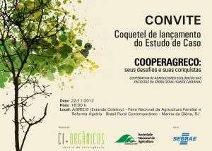Convite lançamento: Cooperagreco