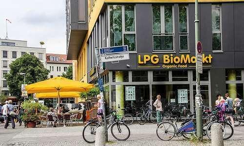 Alemanha mas lidera consumo de orgânicos na Europa