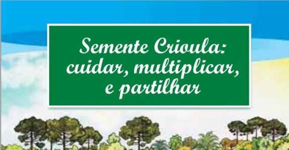 Cultura de sementes crioulas