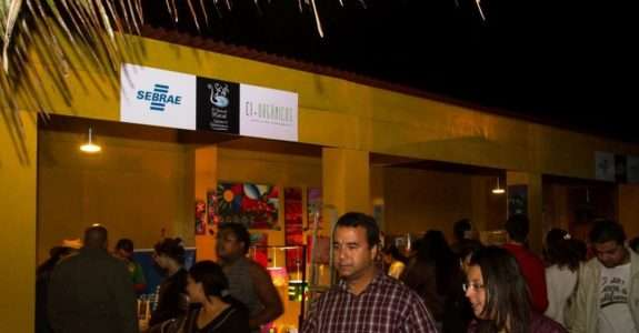Orgânicos ganharam destaque durante o V Festival Macaé de Cultura e Gastronomia