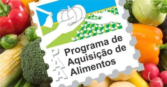 PAA dá mais visibilidade a produtos orgânicos e agroecológicos