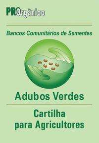 Cartilha sobre adubação verde para agricultores orgânicos