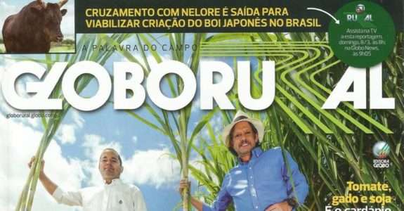 Artigo com coordenadora do CI Orgânicos na revista Globo Rural
