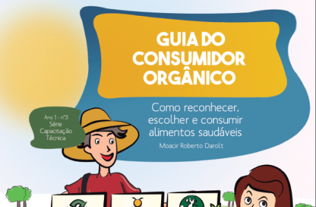 CI Orgânicos lança o Guia do Consumidor Orgânico