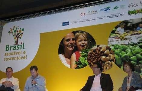 CI Orgânicos participa com o MDS da campanha 'Brasil Saudável e Sustentável'