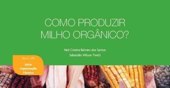 Manual de Produção de Milho Orgânico