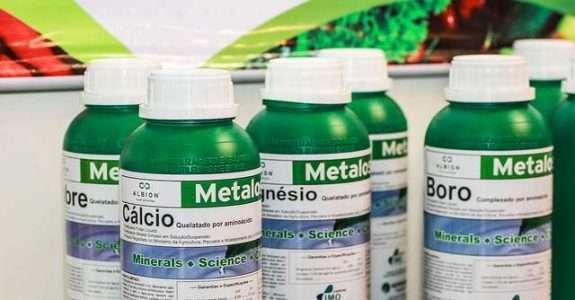 Fitossanitários orgânicos registrados no MAPA