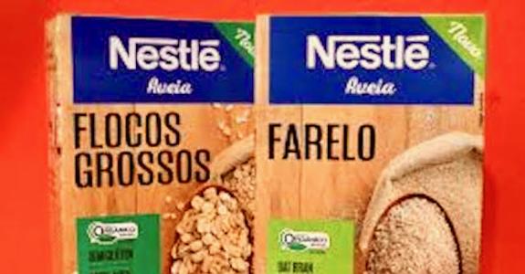 Nestlé lança no mercado aveia orgânica