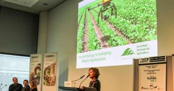 SNA mostra na Alemanha o impacto das tecnologias no agro brasileiro