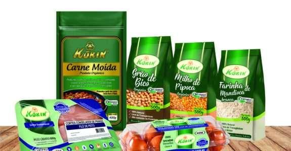 Korin investe em fábrica para ração de frangos