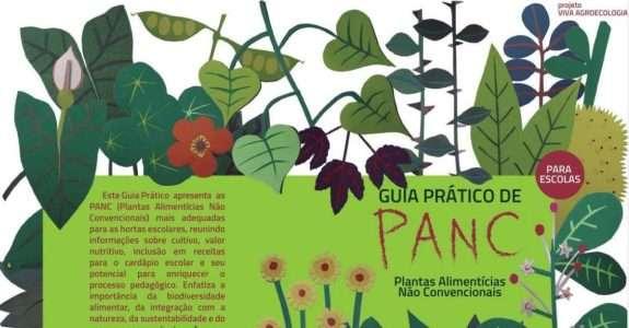 Guia prático de Plantas Alimentícias Não Convencionais