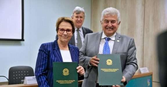 Ministério da Agricultura e IPEA firmam parceria ligada ao setor de Bioinsumos