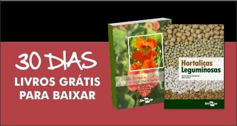 Embrapa Hortaliças disponibiliza livros para download gratuito