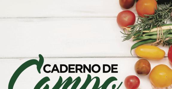 Caderno de Campo preparado pela CPorg/RS